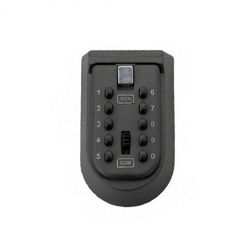 Oypla Wall Mounted Push Button Key Safe Storage Cabinet Secure Box
