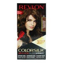Revlon Colorsilk Buttercream Lasting Color Medium Golden Brown For Womens
