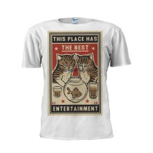 Cat T Shirt This Place Has The Best T Shirt Funny T Shirt Trendy T Shirt