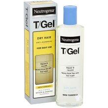 Neutrogena T Gel Dry Hair Shampoo for Daily Use 125ml