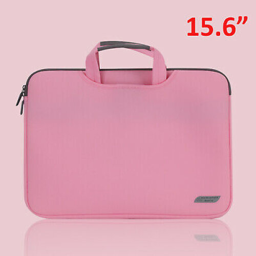 15.6 Inches Notebook Bag Laptop Sleeve Case Hand Bag Carry Ba