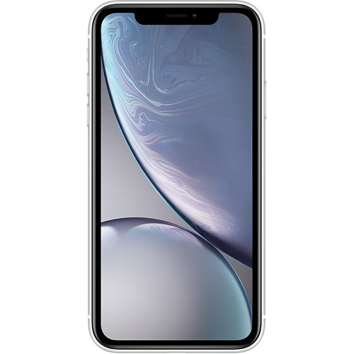 (Unlocked, 256GB) Apple iPhone XR | White