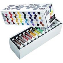 Liquitex BASICS Acrylic Paint 22ml 48/Pkg-Assorted Colors