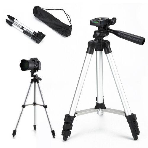 Camera Camcorder Tripod Stand for Nikon Sony Panasonic DSLR
