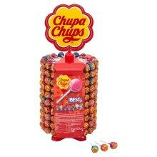 Chupa Chups 200 Lollies Display Stand Lolly Wheel Carousel Treat