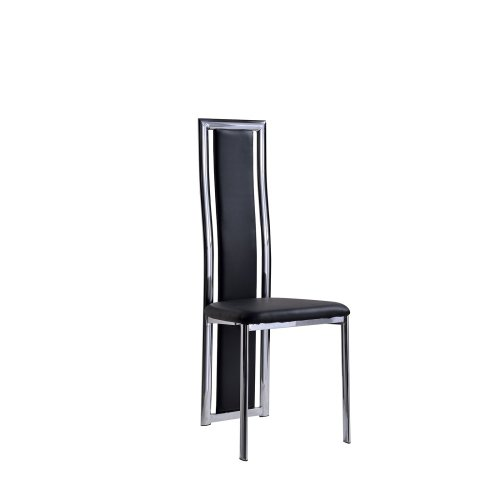 Elsa Faux Leather Dining Chair