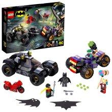 LEGO DC Batman Jokers Trike Chase Batmobile 76159 Age 5+ 440pcs