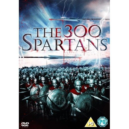 The 300 Spartans [dvd]