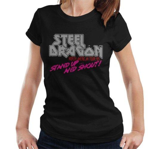 Steel Dragon North American Tour Rock Star Women's T-Shirt