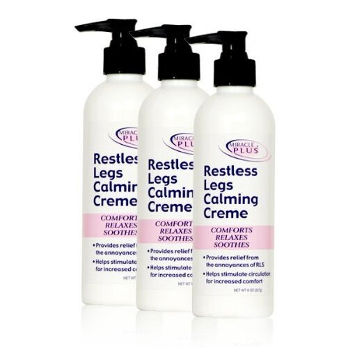 Restless Legs calming creme Buy 3 and Save Plus
