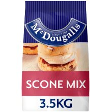 McDougalls Scone Mix - 4x3.5kg