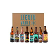 Scottish Real Ale Discovery Beer Box, A Mixed Case of 8 Real Ales