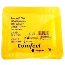 Comfeel Plus Ulcer Dressings 10cm x 10cm x 10 by Coloplast