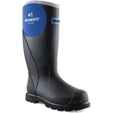 Buckler BBZ5666 Ladies Non-Safety Waterproof Wellington Boots Navy (Sizes 4-8)