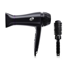 T3 Featherweight Compact Hair Dryer - Black, Black