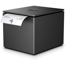 HP ElitePOS Printer USB + Power Adapter USB cable 2.0 Black
