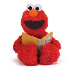 (Nursery Rhyme Elmo) - Sesame Street Nursery Rhyme Elmo 38cm Plush