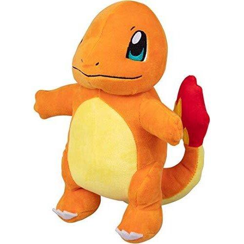 Pokemon 95226 8 INCH Plush-Charmander, NO Colour