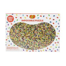 204pc Jelly Belly Impossible Jigsaw Puzzle