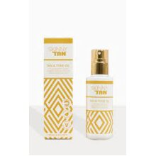 SKINNY TAN AND TONE OIL 145ML NEW AND BOXED