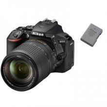 NIKON D5600 KIT AF-S 18-140mm F3.5-5.6G ED VR DX + EN-EL14A Battery