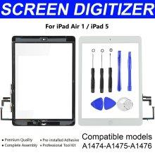 Digitizer Screen Replacement A1474 A1475 A1476 IC Home Button iPadAir1