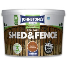 Johnstone's Woodcare One Coat Shed & Fence Paint