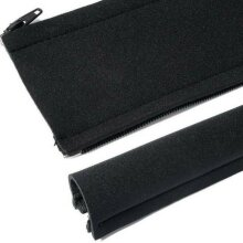 Neoprene Cable Management Sleeve Zip Wrap Wire Hider Cover Organizer