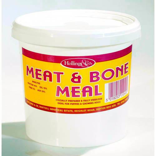 Hollings Meat & Bone Meal 400g