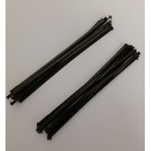 20 x SCROLL FRET SAW BLADES 130mm PIN END - AVAILABLE IN 10TPI 14TPI 21TPI 24TPI