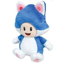 Cat Toad (Super Mario) Plush Figure