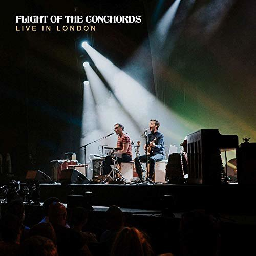 FLIGHT OF THE CONCHORDS - LIVE IN LONDON [CD]
