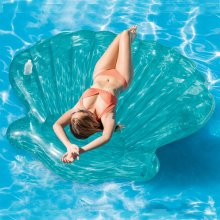 "Intex 75"" Giant Inflatable Seashell Island"