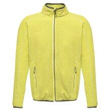 Regatta Professional Mens Dreamstate Full Zip Up Mini Honeycomb Fleece Jacket