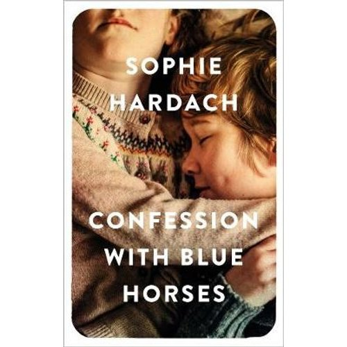 Confession with Blue Horses