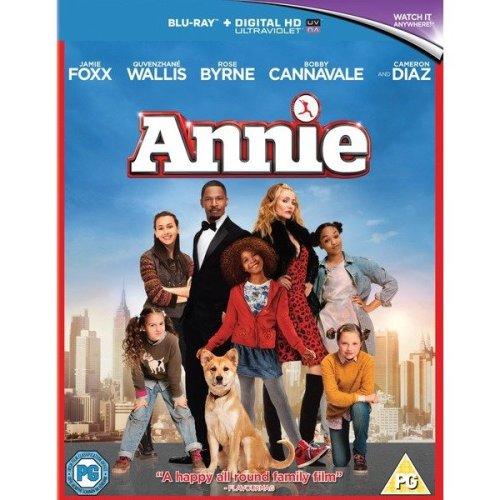 Annie Blu-ray   2014