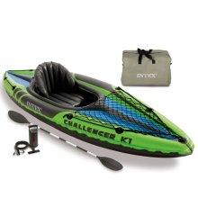 Intex Inflatable Kayak Challenger K1 274x76x33 cm 68305NP