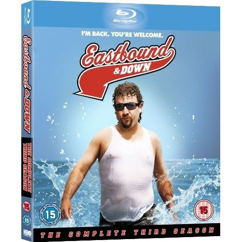 Eastbound And Down Season 3 Blu-Ray [2012]