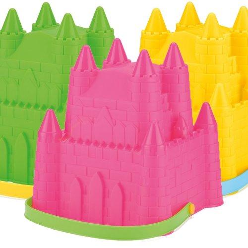 Princess Sand Castle BucketAssorted Colours.