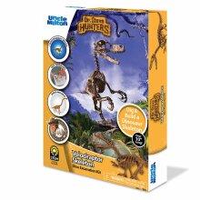 Dr. Steve Hunters Velociraptor Skeleton Dino Excavation Kit (27 Piece)