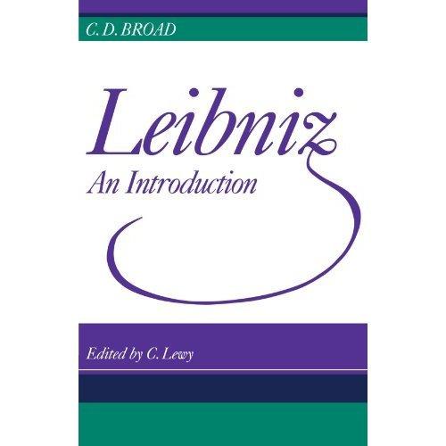 Leibniz: An Introduction