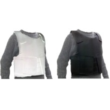 Knife Resistant Stab Vest Removable Back Pad