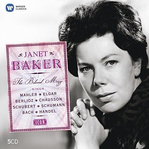 Dame Janet Baker - Icon: Dame Janet Baker [CD]
