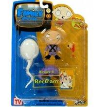 Family Guy Mezco Series 6 Action Figure Bertram