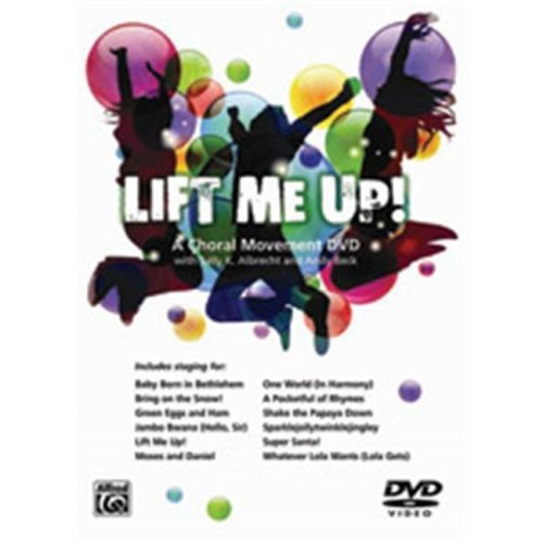 Alfred 00-38171 LIFT ME UP-DVD