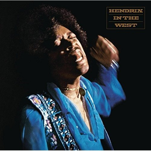 Hendrix Jimi - Hendrix in the West [CD]