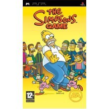 The Simpsons (PSP) - Used