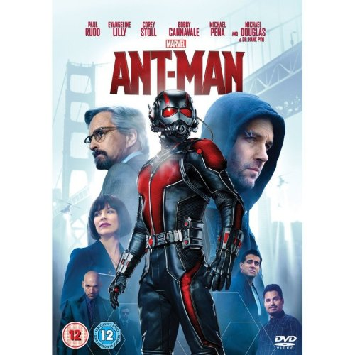Ant Man DVD [2015]