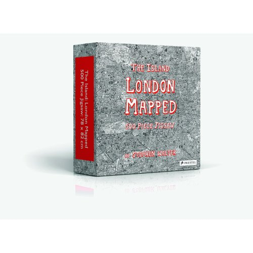 The Island: London Mapped (Puzzles)