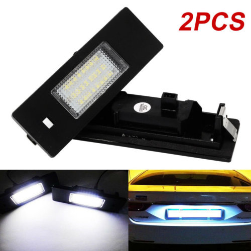 BMW LED Licence Number Plate Light X 1/5/6 E81/E85/E86/E87/E87N/E36/E36N